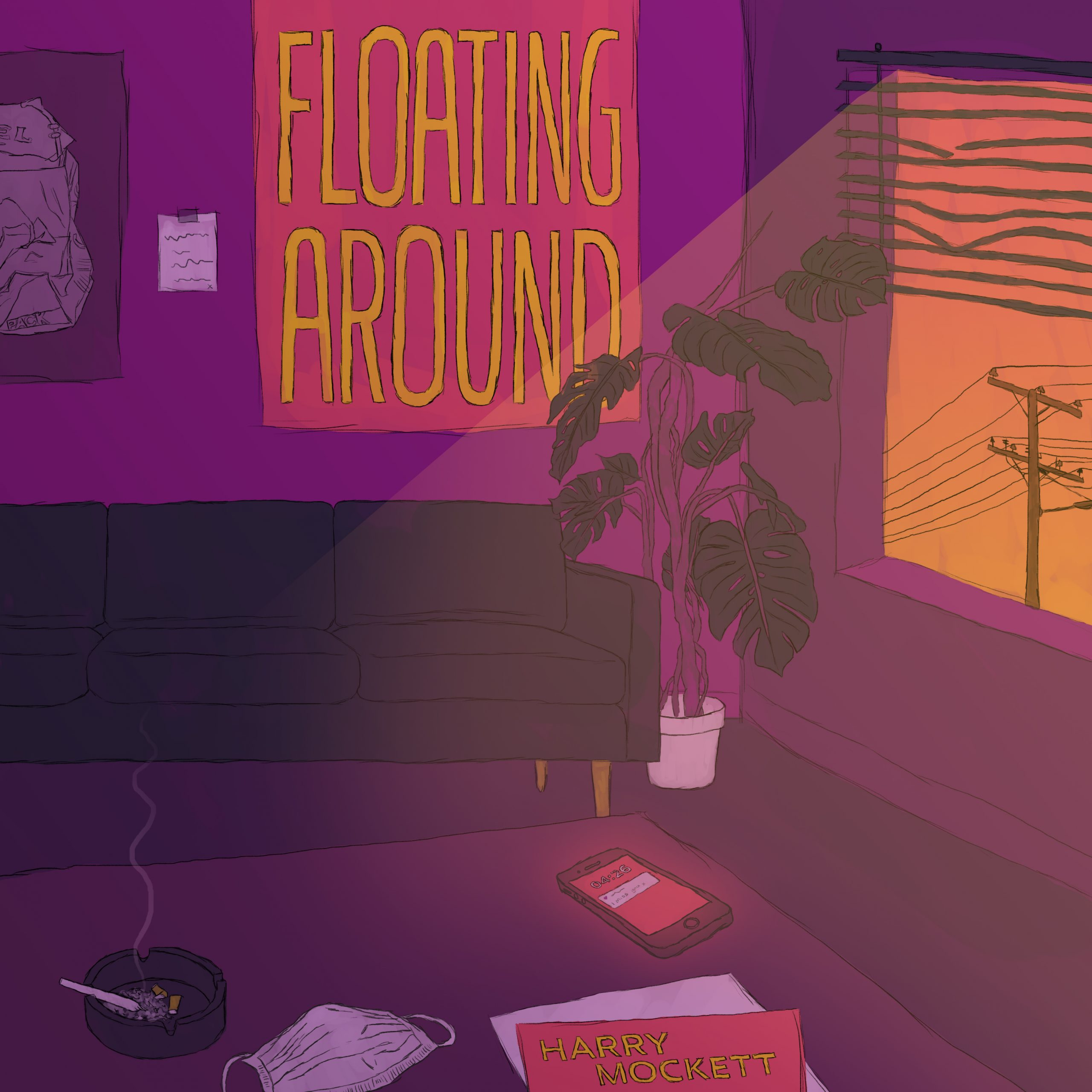 Floating Around Cover